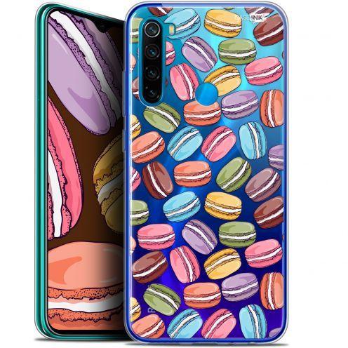 "Coque Gel Xiaomi Redmi Note 8 (6.3"") Extra Fine Motif - Macarons"