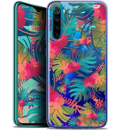 "Coque Gel Xiaomi Redmi Note 8 (6.3"") Extra Fine Motif - Couleurs des Tropiques"