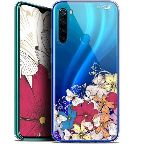 """Coque Gel Xiaomi Redmi Note 8 (6.3"""") Extra Fine Motif - Nuage Floral"""