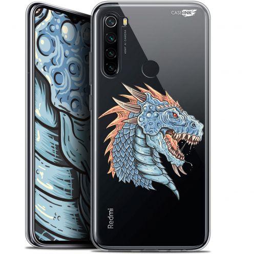 "Coque Gel Xiaomi Redmi Note 8 (6.3"") Extra Fine Motif - Dragon Draw"