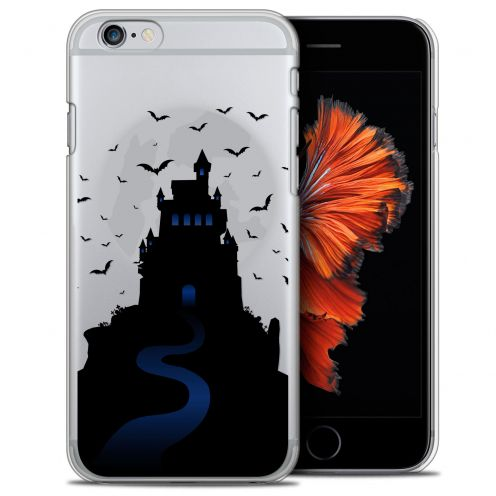 Coque Crystal iPhone 6/6s Plus (5.5) Extra Fine Halloween - Castle Nightmare