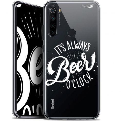 "Coque Gel Xiaomi Redmi Note 8 (6.3"") Extra Fine Motif - Its Beer O'Clock"