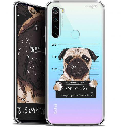"Coque Gel Xiaomi Redmi Note 8 (6.3"") Extra Fine Motif - Beware The Puggy Dog"