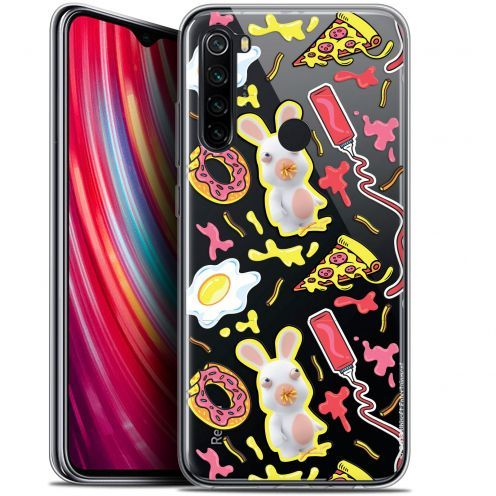 "Coque Gel Xiaomi Redmi Note 8 (6.3"") Extra Fine Lapins Crétins™ - Egg Pattern"