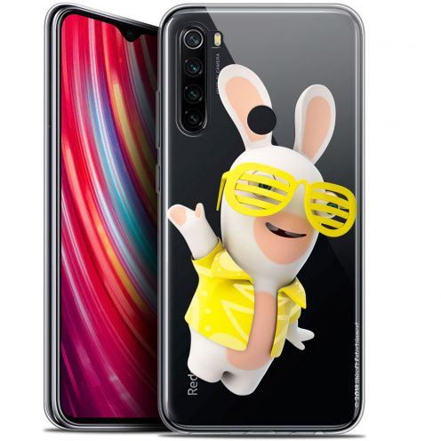 "Coque Gel Xiaomi Redmi Note 8 (6.3"") Extra Fine Lapins Crétins™ - Sun Glassss!"