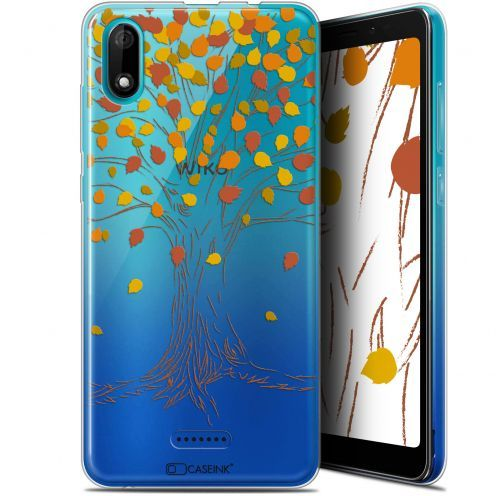 "Coque Gel Wiko Y60 (5.45"") Extra Fine Autumn 16 - Tree"