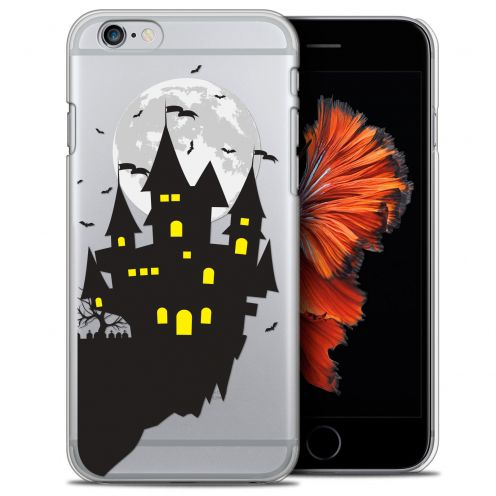 Coque Crystal iPhone 6/6s Plus (5.5) Extra Fine Halloween - Castle Dream