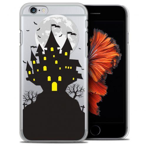 Coque Crystal iPhone 6/6s Plus (5.5) Extra Fine Halloween - Castle Scream
