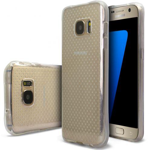 Coque Samsung Galaxy S7 Antichocs Souple SafeGuard Crystal