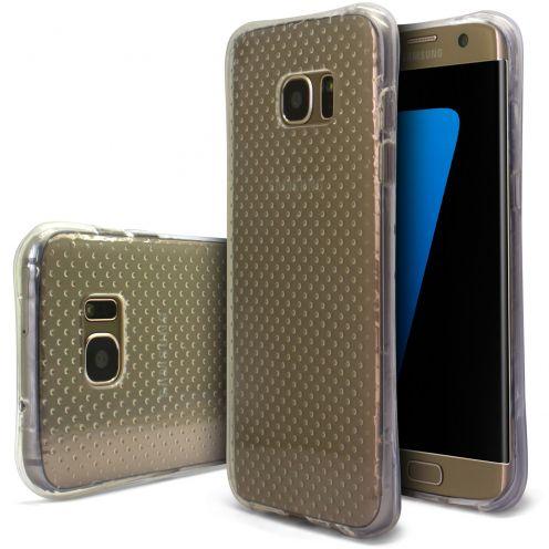Coque Samsung Galaxy S7 Edge Antichocs Souple SafeGuard Crystal