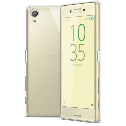 Coque Sony Xperia X Extra Fine Souple Gel Crystal Clear
