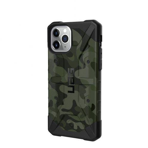 Coque Antichoc Apple iPhone 11 Pro Urban Armor Gear® UAG Pathfinder Forest Camo