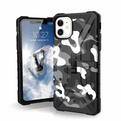 Coque Antichoc Apple iPhone 11 Urban Armor Gear® UAG Pathfinder Arctic Camo