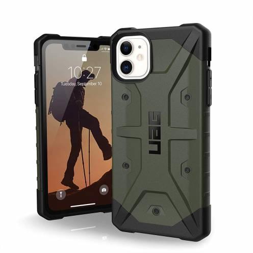 Coque Antichoc Apple iPhone 11 Urban Armor Gear® UAG Pathfinder Olive