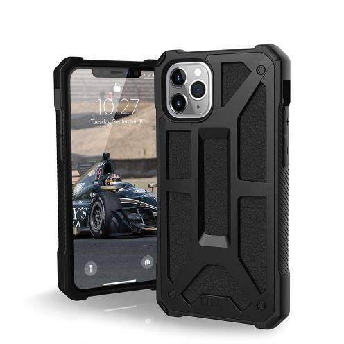 Coque Antichoc Apple iPhone 11 Pro Urban Armor Gear® UAG Monarch Noir