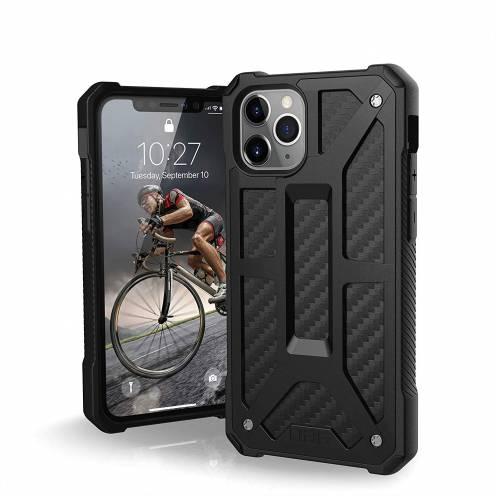 Coque Antichoc Apple iPhone 11 Pro Urban Armor Gear® UAG Monarch Carbon
