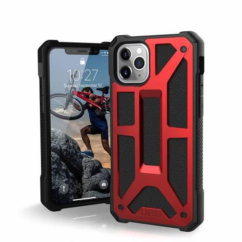 Coque Antichoc Apple iPhone 11 Pro Urban Armor Gear® UAG Monarch Rouge