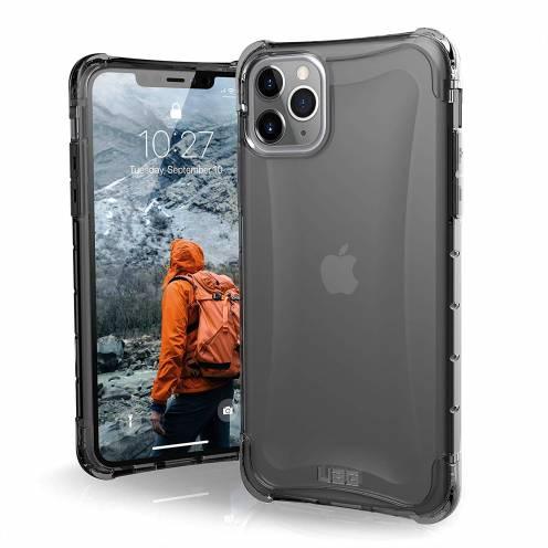 Coque Antichoc Apple iPhone 11 Pro Max Urban Armor Gear® UAG Plyo Noir / Transparent
