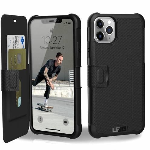 Coque Antichoc Apple iPhone 11 Pro Max Urban Armor Gear® UAG Metropolis Noir