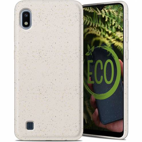 Coque Biodégradable ZERO Waste Samsung Galaxy A10 Blanc
