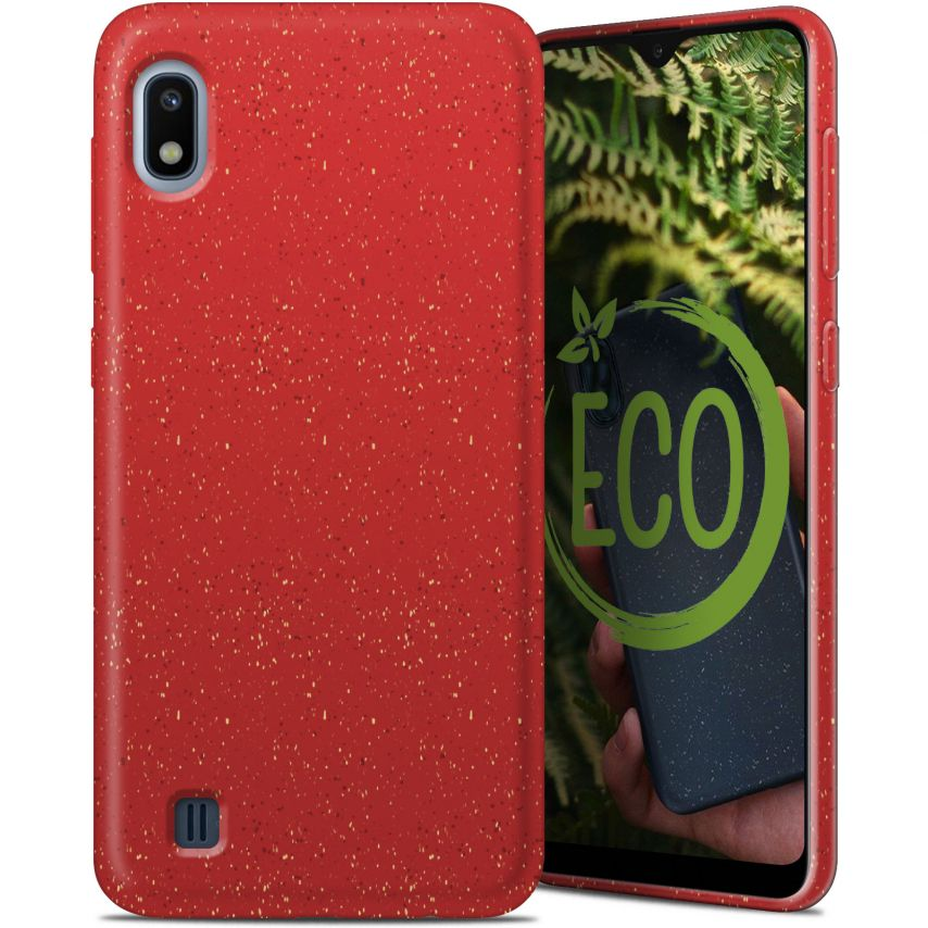Coque Biodégradable ZERO Waste Samsung Galaxy A10 Rouge