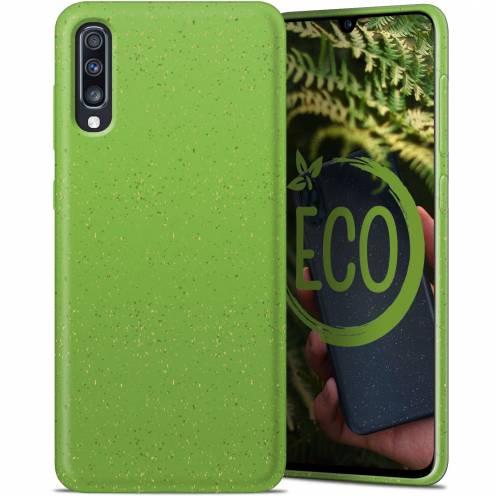 Coque Biodégradable ZERO Waste Samsung Galaxy A70 Vert