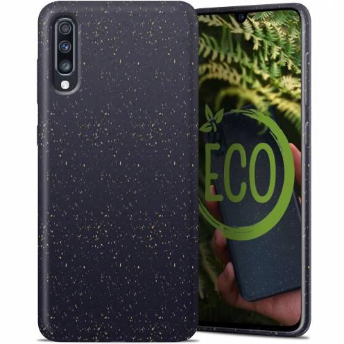 Coque Biodégradable ZERO Waste Samsung Galaxy A70 Noir