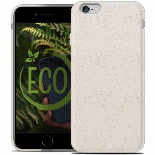 Coque Biodégradable ZERO Waste iPhone 6 Plus / 6S Plus Blanc