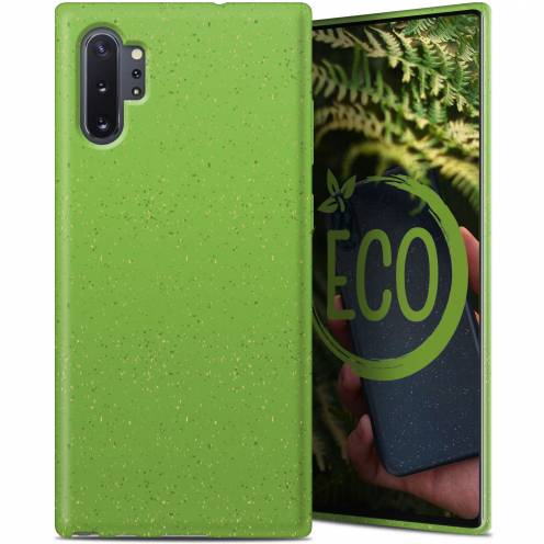 Coque Biodégradable ZERO Waste Samsung Galaxy Note 10 Plus Vert
