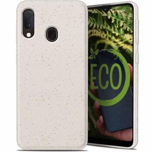 Coque Biodégradable ZERO Waste Samsung Galaxy A40 Blanc