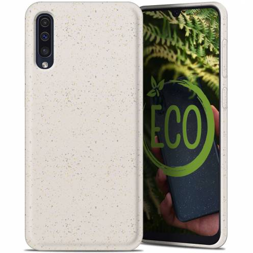 Coque Biodégradable ZERO Waste Samsung Galaxy A30S / A50 / A50S Blanc