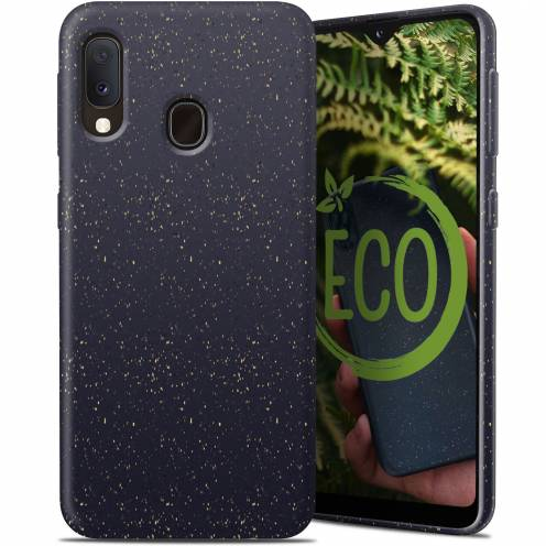 Coque Biodégradable ZERO Waste Samsung Galaxy A20E Noir