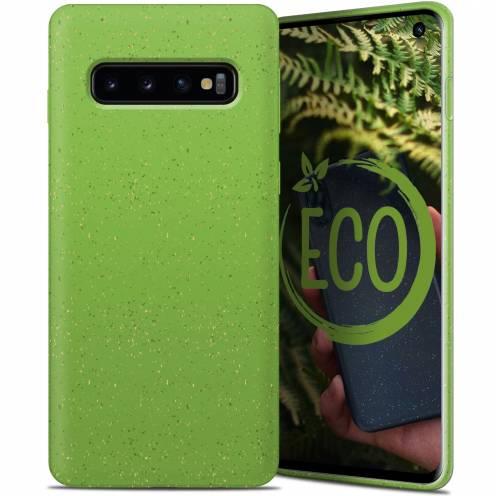 Coque Biodégradable ZERO Waste Samsung Galaxy S10 Vert