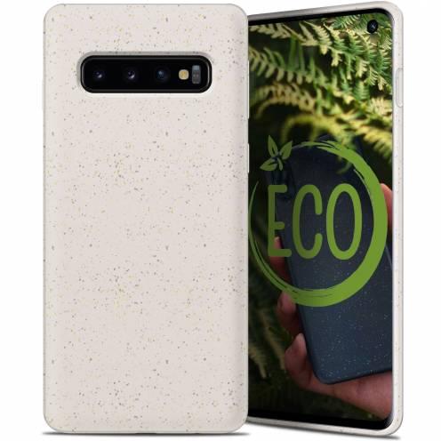 Coque Biodégradable ZERO Waste Samsung Galaxy S10 Blanc