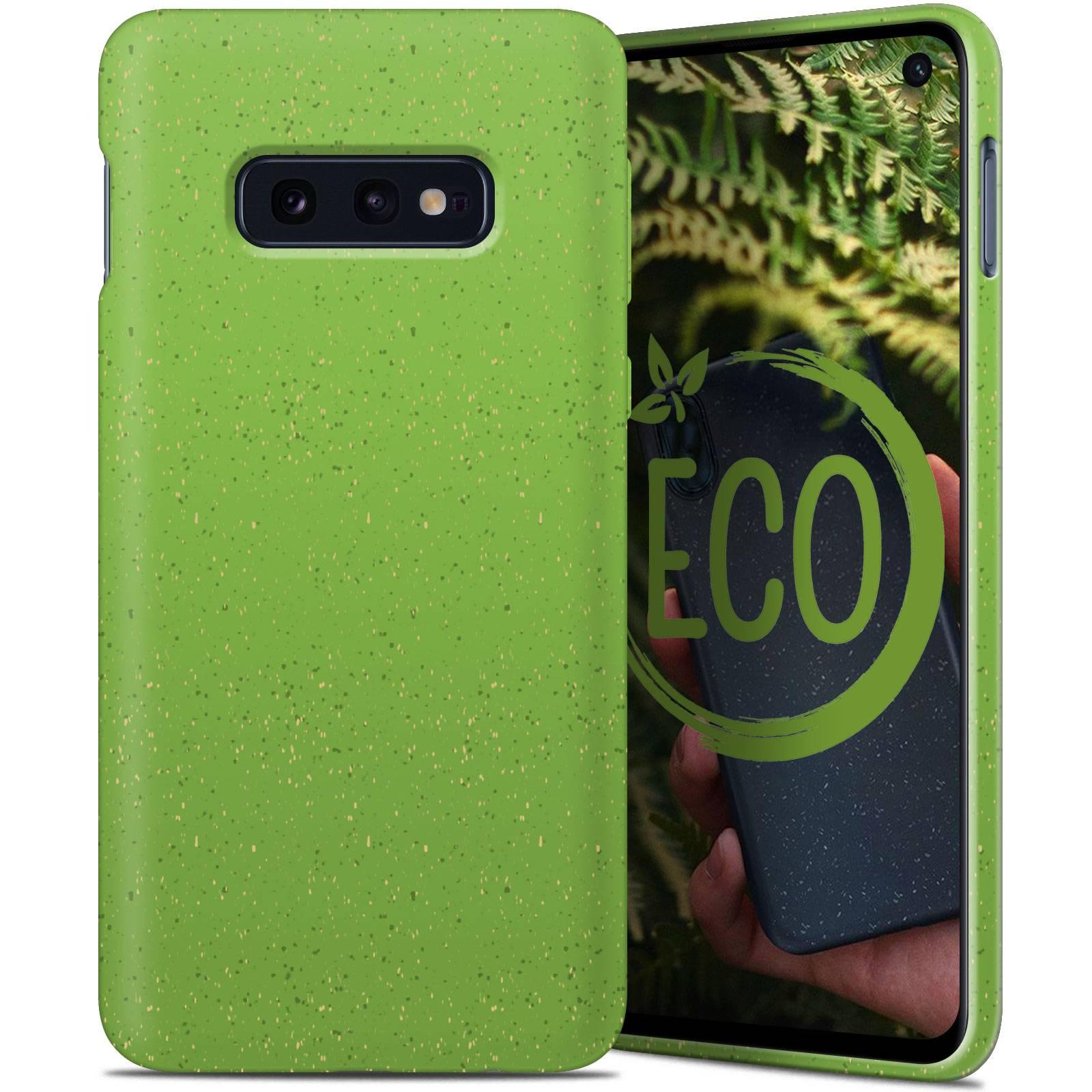 Coque Biodégradable ZERO Waste Samsung Galaxy S10e Vert