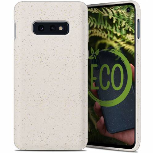 Coque Biodégradable ZERO Waste Samsung Galaxy S10e Blanc