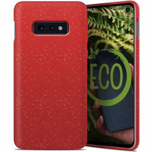 Coque Biodégradable ZERO Waste Samsung Galaxy S10e Rouge