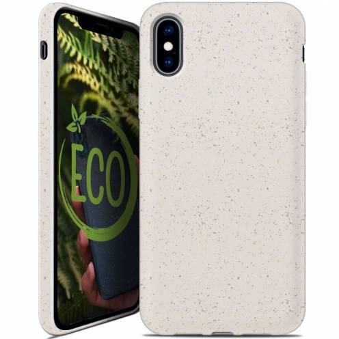 Coque Biodégradable ZERO Waste iPhone XS Max Blanc