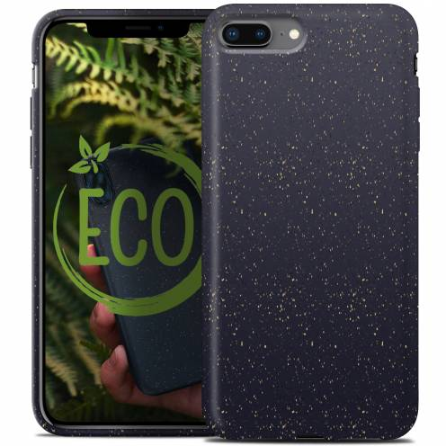 Coque Biodégradable ZERO Waste iPhone 7 Plus / 8 Plus Noir