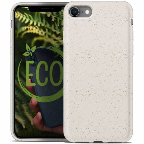 Coque Biodégradable ZERO Waste iPhone 7 / 8 Blanc