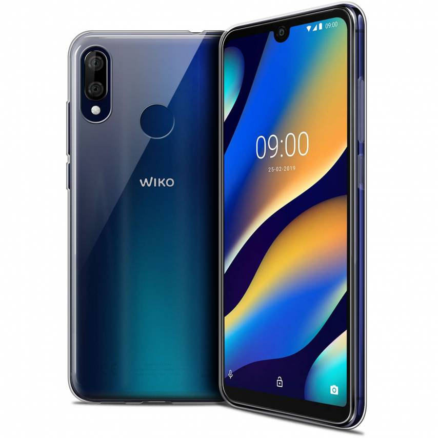 """Coque Wiko View 3 LITE (6.09"""") Extra Fine Souple Crystal Clear"""
