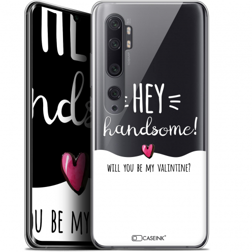 "Coque Gel Xiaomi Mi Note 10 / Pro (6.47"") Extra Fine Love - Hey Handsome !"