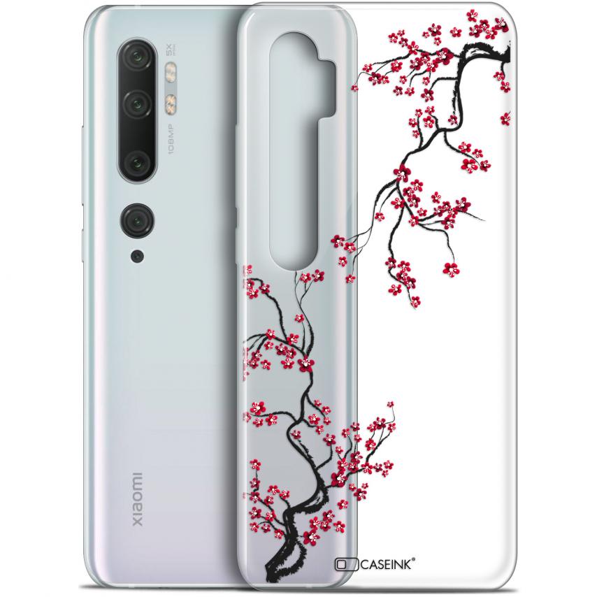 "Coque Gel Xiaomi Mi Note 10 / Pro (6.47"") Extra Fine Summer - Sakura"