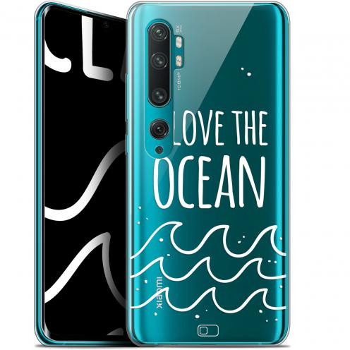 "Coque Gel Xiaomi Mi Note 10 / Pro (6.47"") Extra Fine Summer - I Love Ocean"