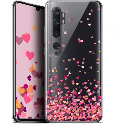 "Coque Gel Xiaomi Mi Note 10 / Pro (6.47"") Extra Fine Sweetie - Heart Flakes"