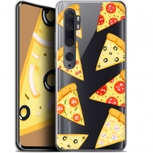 "Coque Gel Xiaomi Mi Note 10 / Pro (6.47"") Extra Fine Foodie - Pizza"