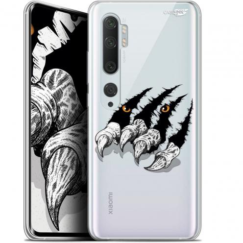 """Coque Gel Xiaomi Mi Note 10 / Pro (6.47"""") Extra Fine Motif - Les Griffes"""