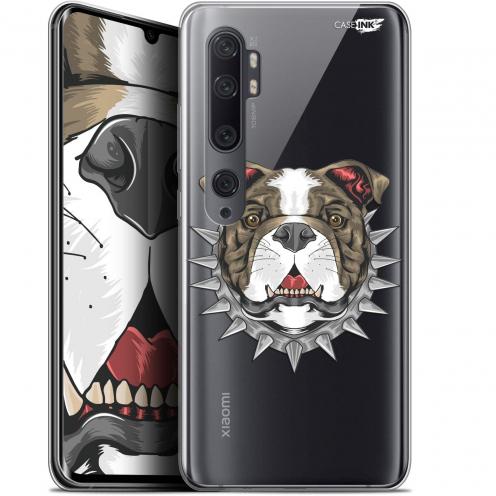 "Coque Gel Xiaomi Mi Note 10 / Pro (6.47"") Extra Fine Motif - Doggy"