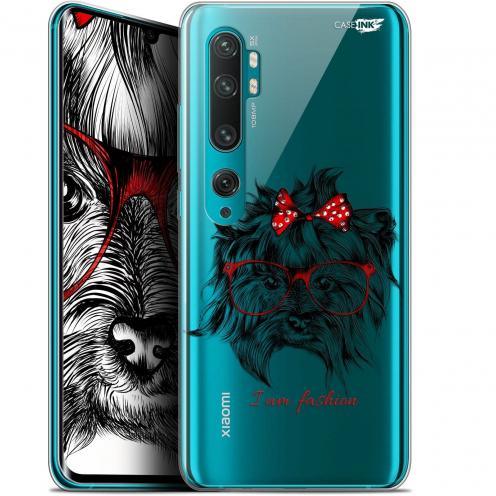 "Coque Gel Xiaomi Mi Note 10 / Pro (6.47"") Extra Fine Motif - Fashion Dog"