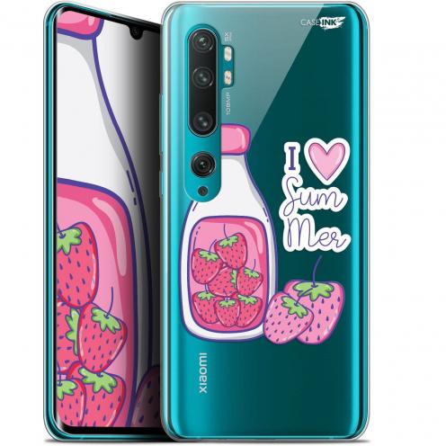 "Coque Gel Xiaomi Mi Note 10 / Pro (6.47"") Extra Fine Motif - Milky Summer"